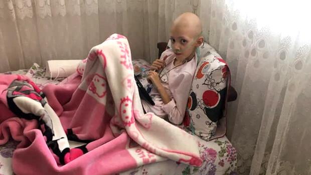 Büyük vicdansızlık! Lenf kanseri kızı için yardım isteyen babayı dolandırdı