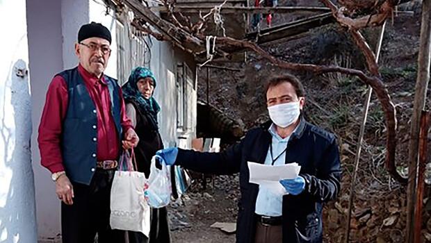 Çankırı'da Vefa grupları, 9 bin 165 talebi karşıladı