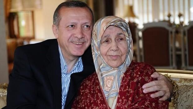 Cumhurbaşkanı Erdoğan'dan 'Anneler Günü' paylaşımı