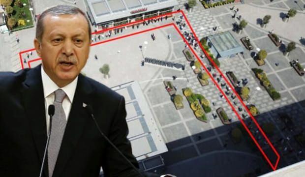 Cumhurbaşkanı Erdoğan'ı rahatsız eden tablo