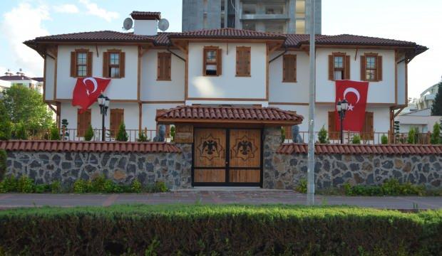 Devlet Bey Konağı, MHP lideri Bahçeli'yi bekliyor