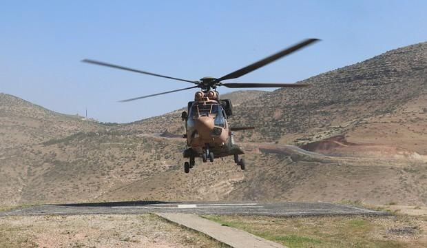 Diyarbakır'da askeri helikopterlere hain tuzak!