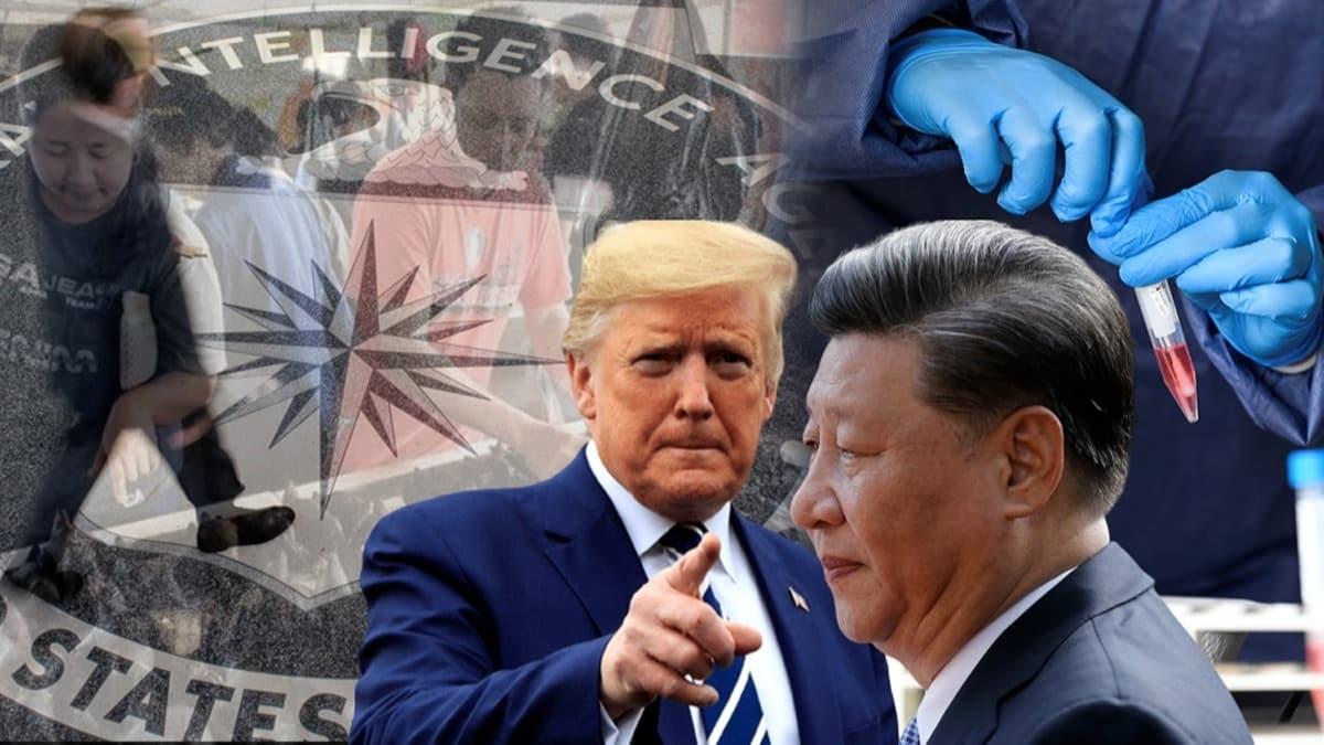 CIA: Çin, DSÖ'yü tehdit ederek gerçeği örtbas etmeye çalıştı