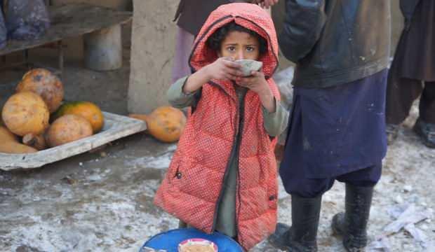 Dünyada açlık krizi alarm veriyor