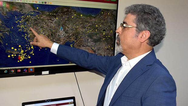 Ege ve Akdeniz kıyıları için 'tsunami' uyarısı