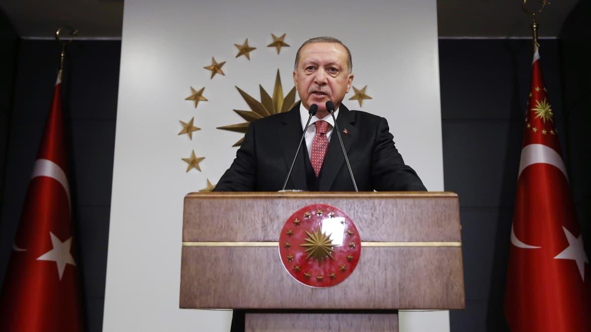 Başkan Erdoğan: Meydanı bu faşist zihniyete bırakmayacağız