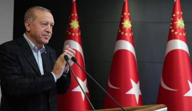 Erdoğan dev projenin açılışında duyurdu: Bayrama kadar açılacak