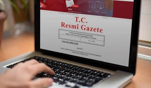 Erdoğan imzaladı! Dört Bakanlıkta atama