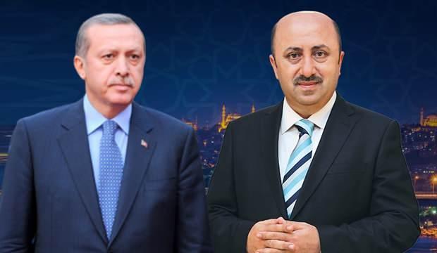 Erdoğan'dan Ömer Döngeloğlu için taziye telefonu