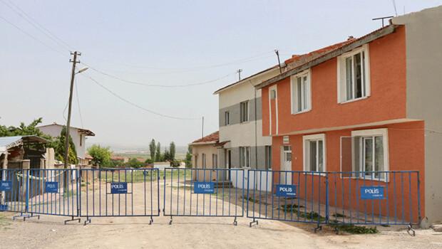 Eskişehir'de 3 ev karantinaya alındı