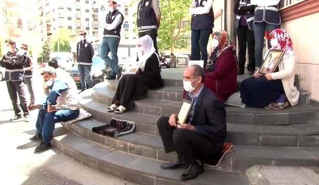 Evlat nöbetindeki ailelerden HDP'li Meral Danış Beştaş'a tepki