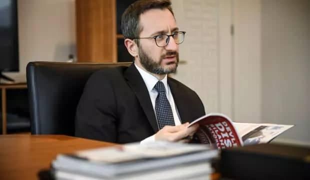 Fahrettin Altun: Türkiye barışın ve güvenliğin teminatı