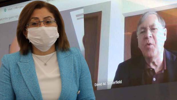 Fatma Şahin, ABD Büyükelçisi'nin çarpıcı sözlerini paylaştı