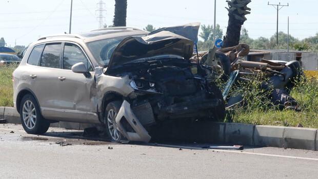 Feci kaza! Cip ile otomobil çarpıştı: 1 ölü, 1 yaralı