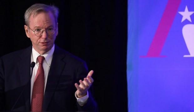 Google'nın eski CEO'su Schmidt: Ofisler daha da büyüyecek