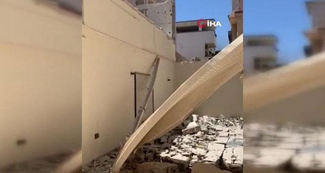 Hafter güçleri sivilleri hedef aldı: 2 ölü