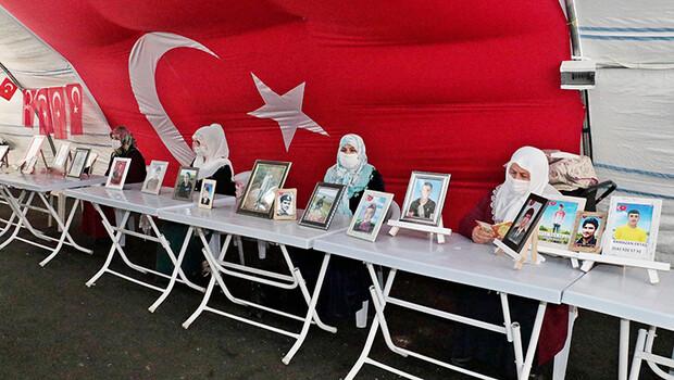 HDP önündeki eylemde 247'nci gün