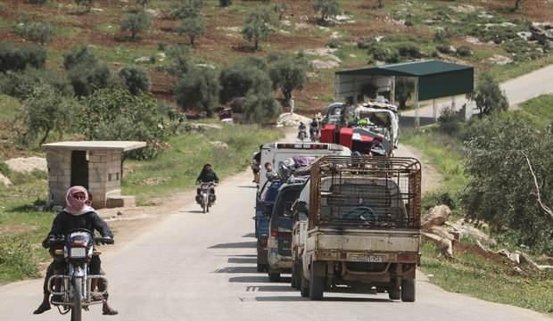 İdlib'de ateşkesin üçüncü ayında evine dönenlerin sayısı 271 bine yükseldi