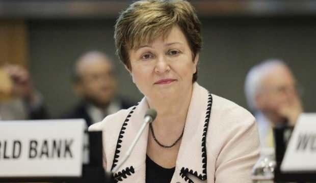 IMF Başkanı Georgieva: Birçok ülke beklenenden daha kötü!