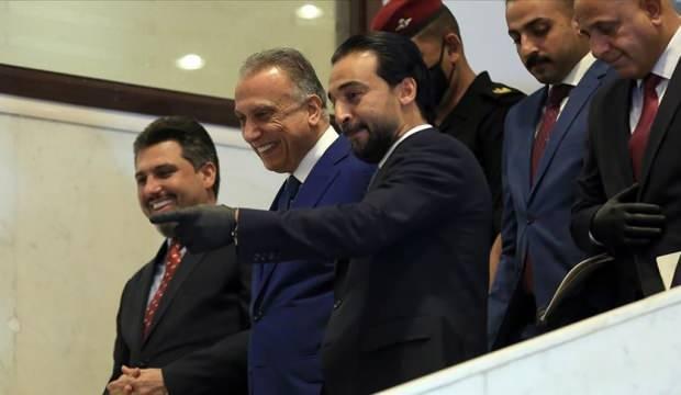 Irak Başbakanı el-Kazımi, görevini devraldı