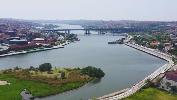 İstanbul Valisi Yerlikaya'dan Haliç paylaşımı