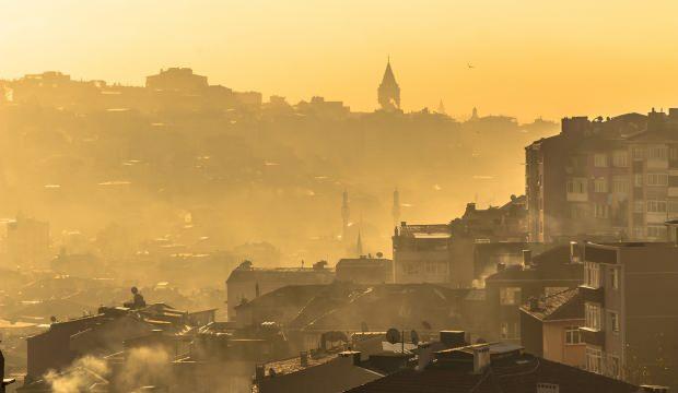 İstanbul'da hava kirliliğinin en çok azaldığı ilçe belli oldu