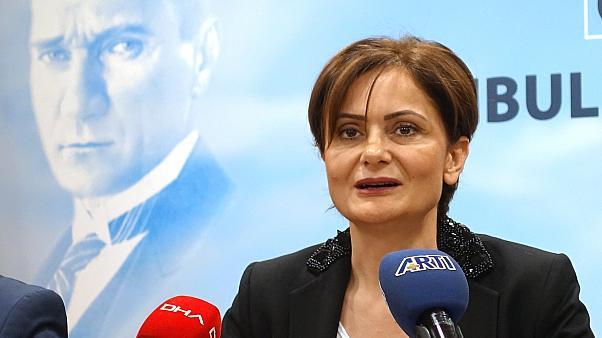 TV'deki darbe imasına ağır ceza! Canan Kaftancıoğlu'nun skandal demokrasi karnesi
