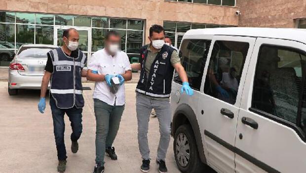 Kendini 'Komiser Murat' olarak tanıtan dolandırıcı yakalandı