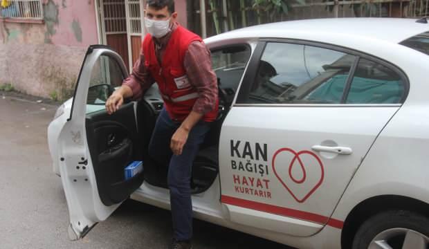 Kızılay'dan kan bağışçılarına vip hizmet