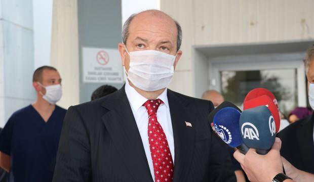 KKTC Başbakanı Tatar'dan DSÖ Genel Direktörü Ghebreyesus'e mektup