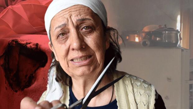 Konya'da gizemli ev! Nedeni çözülemedi
