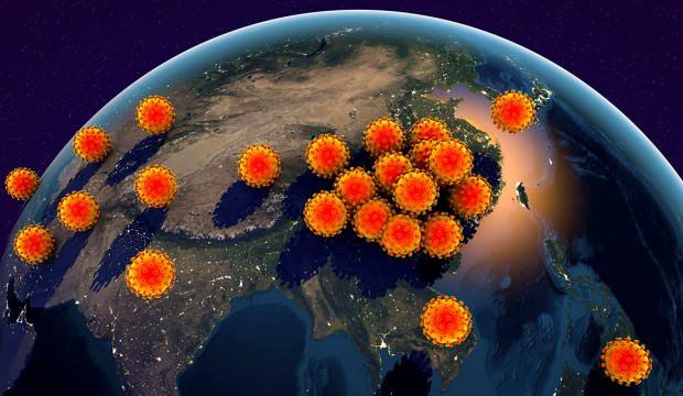 Koronavirüs Çin'de yeniden hortladı! Dünya için tehlike çanları tekrar çalıyor
