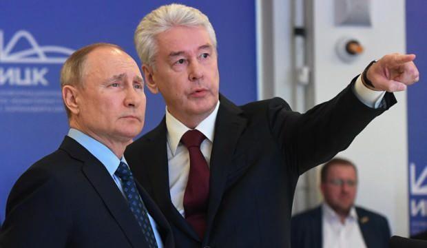 Kovid-19 Rusya'yı karıştırdı! Moskova Belediye Başkanı'ndan şaşkına çeviren açıklama