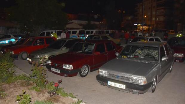 Kütahya'da 7 araç sürücüsüne modifiye cezası