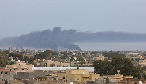 Libya'da Hafter güçlerinin saldırısında 3 sivil yaşamını yitirdi