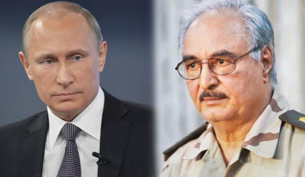 Libya'da kritik gelişme: Rusya istedi, Hafter resmen ilan etti