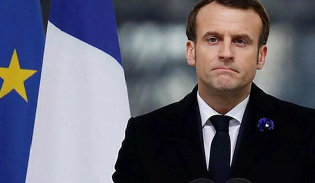 Macron'dan itiraf: Avrupa hata yaptı