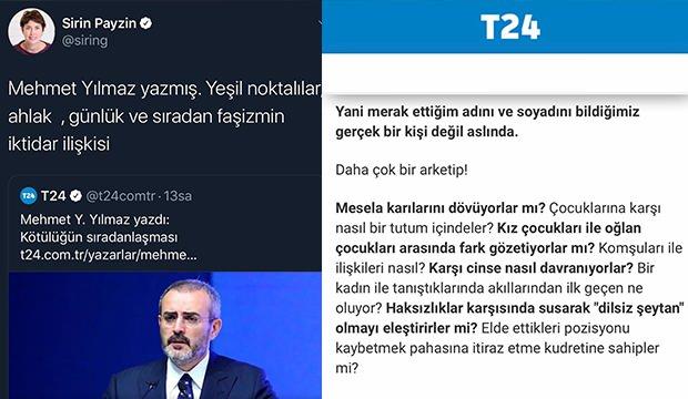 Mehmet Yılmaz'a sert tepki: Kim oluyorsun da burnunu sokuyorsun?