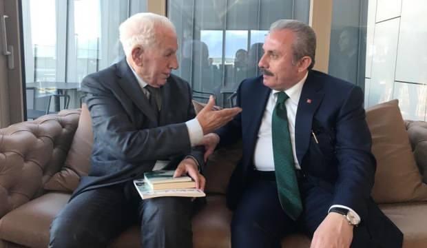 Mustafa Şentop'dan 'İlhami Emin' mesajı