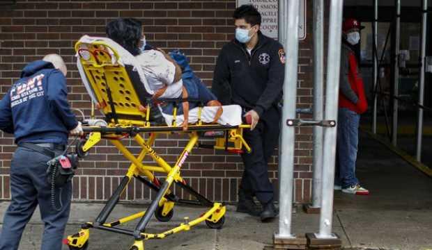 New York'ta kaydedilmemiş 1700 Kovid-19 kaynaklı ölüm belirlendi