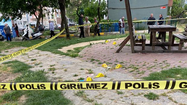 Parkta dehşete düşüren olay! Baba oğlunu öldürdü…