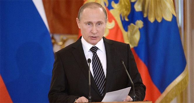 Rusya Devlet Başkanı Putin: '12 Mayıs'tan itibaren tatil bitiyor'