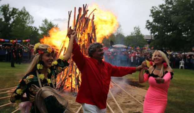 Romanların asırlık bayramı Kakava'ya koronavirüs engeli
