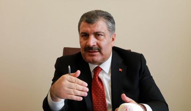 Sağlık Bakanı Koca hemşireleri unutmadı: Dünyada örnekleri yok