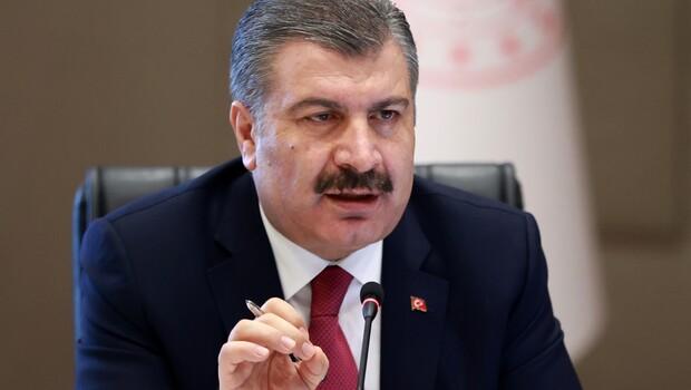 Son dakika haberi: Sağlık Bakanı Koca, 'Tedbirlere mutlaka uymalıyız' dedi ve son durumu açıkladı
