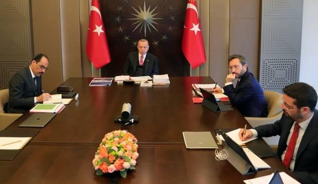 Son dakika haberi: Türkiye bu toplantıya kilitlendi! Tüm gözler Erdoğan'da…