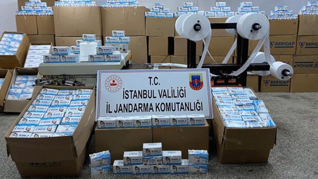Son dakika haberler: Corona fırsatçılarına baskın… İstanbul'da büyük operasyon