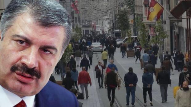 Son dakika haberler: Taksim Meydanı ve İstiklal Caddesi'nde maske zorunluluğu getirildi