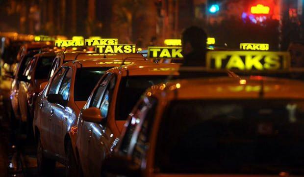 Taksilerin plaka kısıtlaması sona erdi