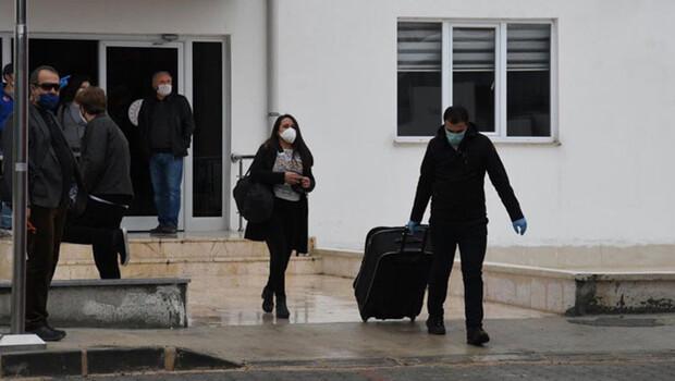 Tokat'ta karantina süresi dolan 323 kişi evlerine gönderildi